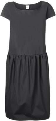 Aspesi shift short sleeved dress