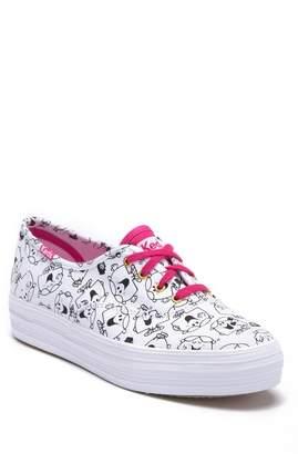 Keds Little Miss Chatter Box Sneaker