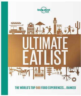 Oliver Bonas Ultimate Eatlist Book