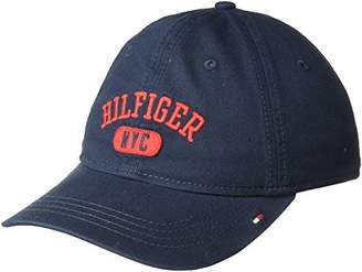 Tommy Hilfiger Men's Dad Hat George Cap