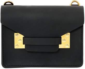 Sophie Hulme Leather mini bag