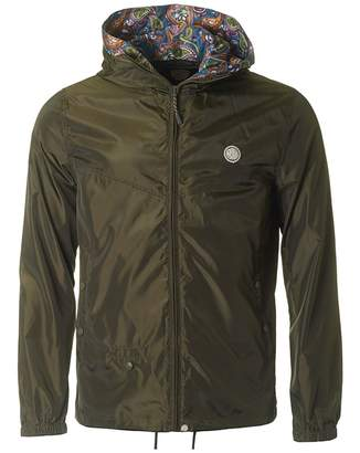 Pretty Green Darley Jacket Colour: BLACK, Size: MEDIUM