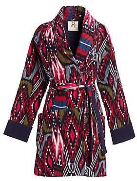 Figue Women's Karina Ikat Coat