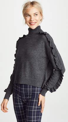 Cinq à Sept Tous Les Jours Savanna Cashmere Sweater