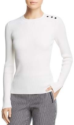 BOSS Fangeli Rib-Knit Sweater