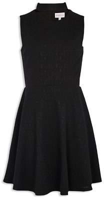 BCBGirls Girls' Choker Dress - Big Kid