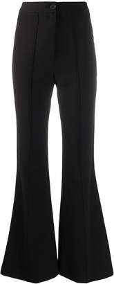 Low Classic flared trousers
