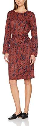 3de1b72cc3adb4 People Tree Peopletree Women s Anita Plain Boat Neck Long Sleeve Dress