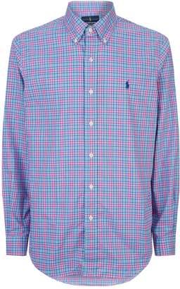 Polo Ralph Lauren Check Logo Shirt