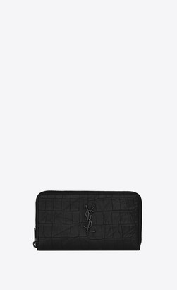 71fa82eb87 Crocodile Leather Mens Wallet - ShopStyle UK