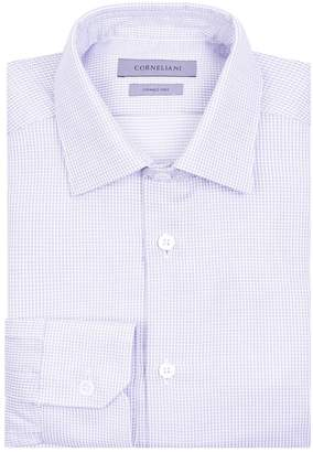 Corneliani Micro-Check Shirt