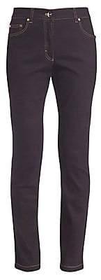 Escada Women's Stretch Straight-Leg Jeans