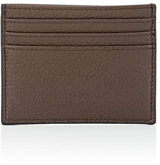 Armani Collezioni MEN'S LEATHER CARD CASE