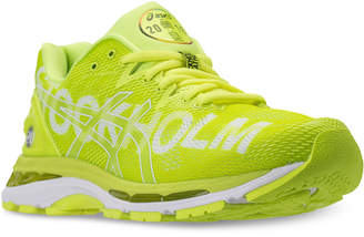 Asics Men's Gel-Nimbus 20 City Running Sneakers from Finish Line