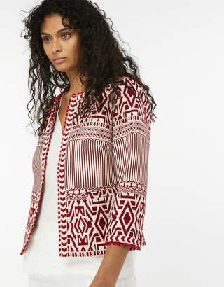Monsoon Esme Embroidered Jacket