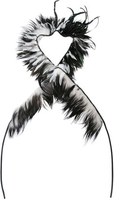feather thin scarf