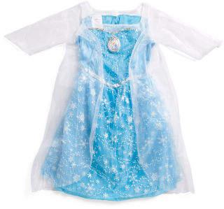 Elsa Musical Light Up Dress