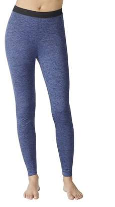 Cuddl Duds Climateright By ClimateRight by Women's and Women's Plus Plush Warmth Long Underwear Legging