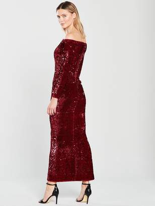 38510213 Red Carpet Maxi Dress - ShopStyle UK