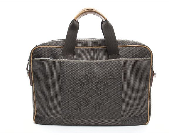 Louis Vuitton Pre-Owned Damier Geant Associe PM Briefcase