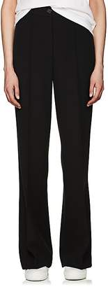 Helmut Lang WOMEN'S PONTE FLARED TROUSERS
