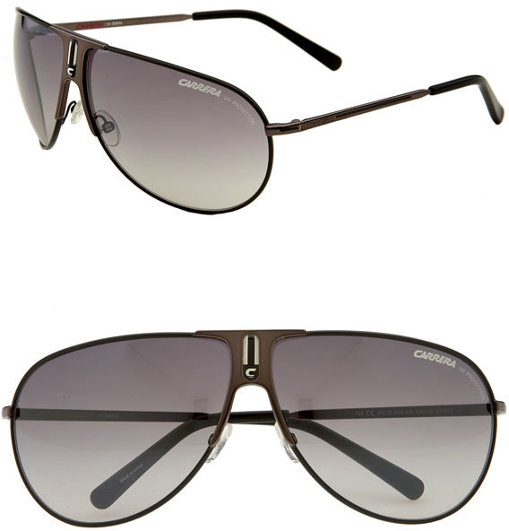 Carrera Eyewear 'Back 80s' Vintage Inspired Aviator Sunglasses