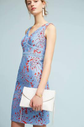 Maeve Gardenia Lace Column Dress $168 thestylecure.com
