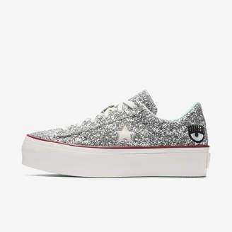 Nike Converse x Chiara Ferragni One Star Platform Low TopWomen's Shoe