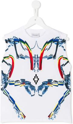 Marcelo Burlon County of Milan Kids printed vest