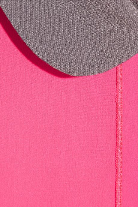 Roksanda Ilincic Hunter silk-blend crepe top