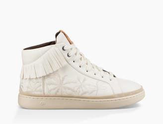 UGG Cali Sneaker High Fringe Palms