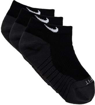 Nike Cushioned Quarter Performance Socks (Pack of 3)