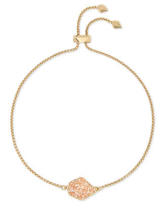 Kendra Scott Theo Adjustable Chain Bracelet in Gold