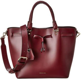 MICHAEL Michael Kors Blakely Medium Leather Bucket Bag