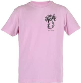 Palm Angels Cotton T-shirt