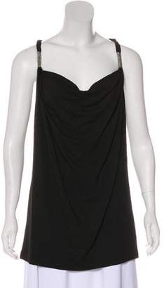 Cynthia Steffe Embellished Sleeveless Top