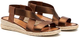 Aquatalia Maggie Waterproof Leather Sandal