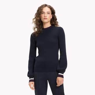 Tommy Hilfiger Balloon Sleeve Sweater