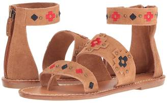 Soludos Embroidered Three Banded Sandal Women's Sandals