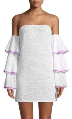Pitusa Latina Off-the-Shoulder Dress