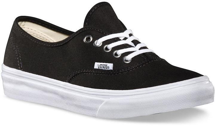 Vans Authentic Slim Womens Shoes