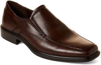 Ecco Cocoa Brown Minneapolis Leather Loafers