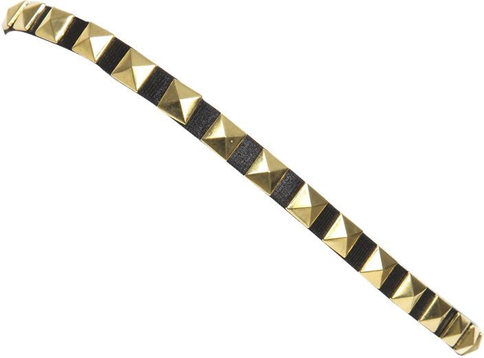 Arden B Pyramid Stud Headband