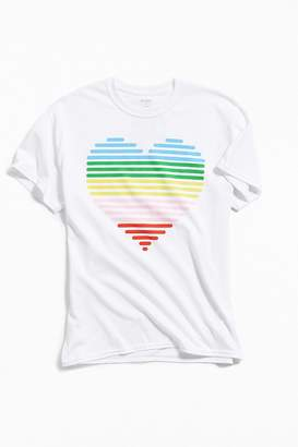 Urban Outfitters Community Cares + GLSEN Pride 2018 Short Sleeve Tee