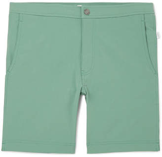 Onia Calder Long-Length Swim Shorts