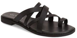 Via Spiga 'Reese' Toe Ring Sandal (Women) $175 thestylecure.com