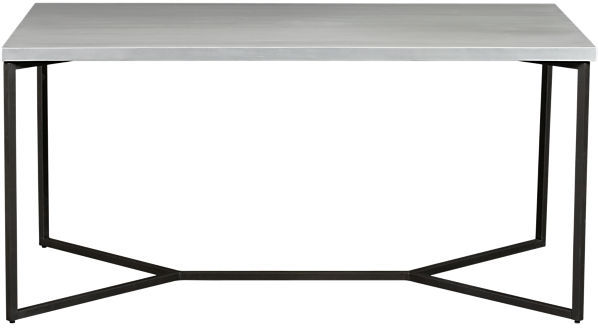 CB2 Bow Dining Table