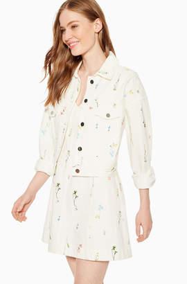 Parker Celine Floral Jacket