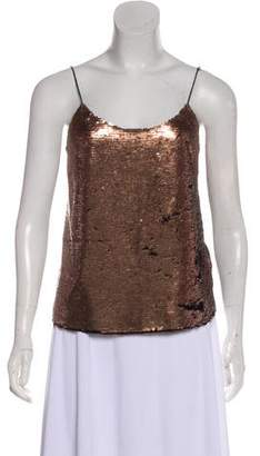 Ted Baker Sequined Sleeveless Top