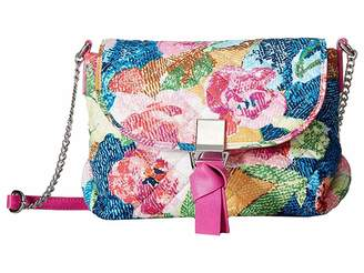 Vera Bradley Carson RFID Mini Crossbody Cross Body Handbags